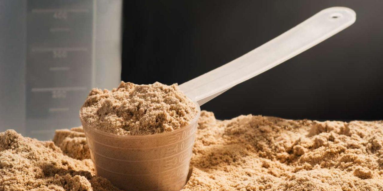 Allt fler skakar proteinpulver