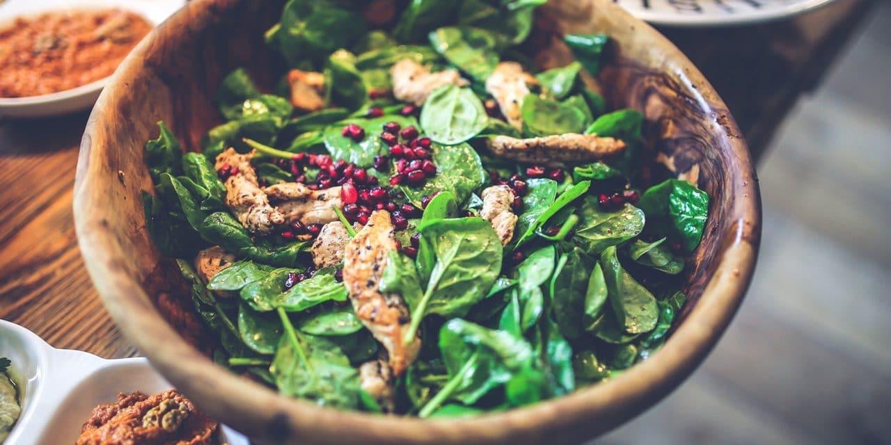Nyttig mat håller hjärnan klar