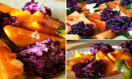 Ugnsbakade grönsaker