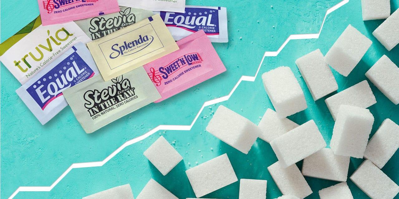 Är sötningsmedel bättre än socker?