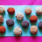 Raw proteinbollar